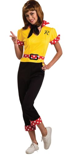 Adult Hot Rod Honey Costume - Adult Std. -