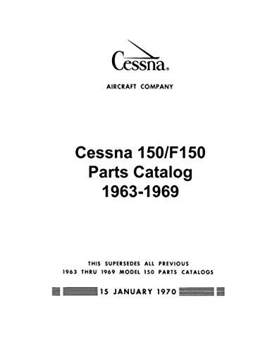 Cessna 150/F150 Parts Catalog 1963-1969 (15 January 1970)