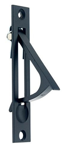 Solid Forged Brass Edge Pull - idh by St. Simons 14020-10B Professional Grade Quality Genuine Solid Brass Edge Pull, 4-Inch, Oil-Rubbed Bronze