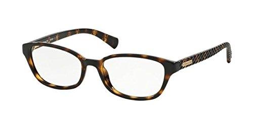 COACH Eyeglasses HC 6067 5120 Tortoise - Eyeglasses Tortoise Coach