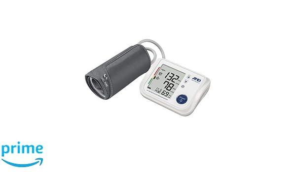 A & D ua-1020-w - Tensiómetro de brazo 22 - 42 cm: Amazon.es: Salud y cuidado personal