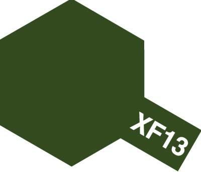 アクリルミニ XF-13 濃緑色