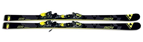 Fischer SKIS - 2017 RC4 WC GS JR WCP Skis - No bindings - 150