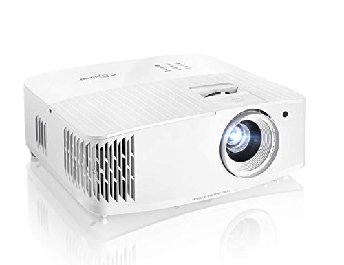 Optoma UHD30 True 4K UHD Gaming Projector | 16ms Response Time with Enhanced Gaming Mode | Lowest Input Lag on 4K…
