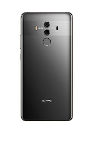 "31VRj%2B1cIZL - Huawei Mate 10 Pro Unlocked Phone, 6"" 6GB/128GB, AI Processor, Dual Leica Camera, Water Resistant IP67, GSM Only - Titanium Gray (US Warranty)"