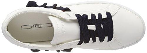 Zapatillas Dabria Esprit Mujer white Blanco Para Lu xZdqw6T