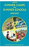 Guide to Summer Camps and Summer Schools, , 0875581587