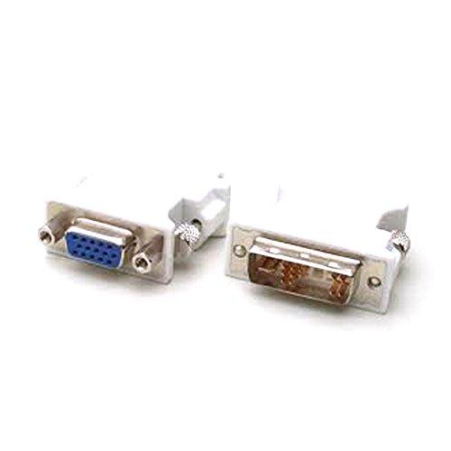 eVGA - eVGA Q4138x DVI-M VGA-F Adapter New G01-DVI...