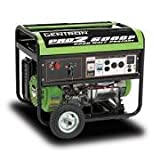 All Power America Propane Generator with Electric Start - 6000 Surge Watts, 5000 Rated Watts, CARB-Compliant, Model# GG6000P