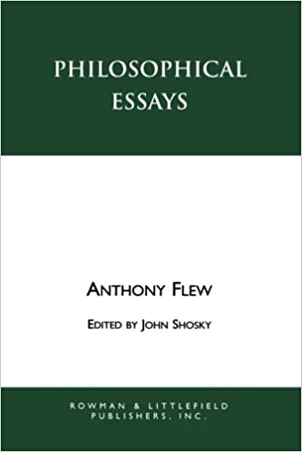 philosophical essays amazon co uk anthony flew john shosky philosophical essays amazon co uk anthony flew john shosky 9780847685790 books