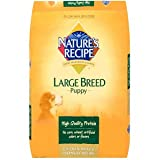 Nature's Recipe Large Breed Puppy Chicken Meal & Oatmeal Recipe Dry Dog Food, 15-lb bag