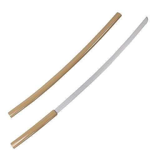 Mtxc Rurouni Kenshin Cosplay Hiko Seijuro Sword Yellow
