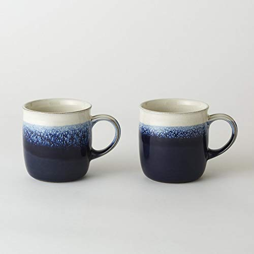 ABYSS MUG LARGE-size PAIR SET OF 2 GIFT SET MINOYAKIPLATE DISH ABYSS MUGL 2pcs(CULTURE BY DESIGN)