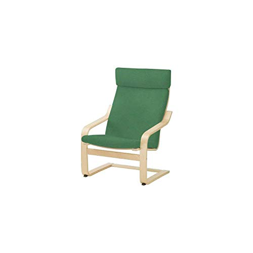 Masters of Bezüge IKEA POÄNG Sessel Ersatz Bezug grün