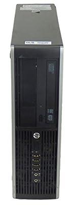 HP Elite 8200 SFF Desktop PC - Intel Core i5-2400 3.1GHz 8GB 500GB DVDRW Windows 10 Professional (Certified Refurbished)