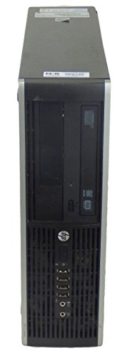 HP Elite 8200 SFF Desktop PC - Intel Core i5-2400 3.1GHz 8GB 500GB DVDRW Windows 10 Professional (Certified