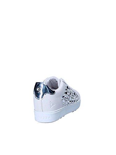 Damienne Bianco argento Zeppa Donna Rsw16 Apepazza Scarpe argento Bianco Sneakers Basse SZqwYWPp