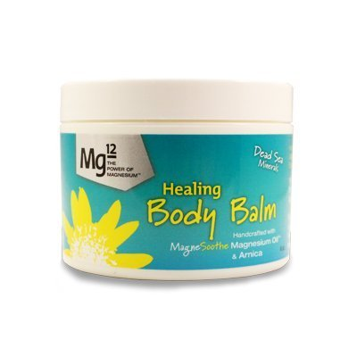 Body Balm Mg12 4 oz Balm