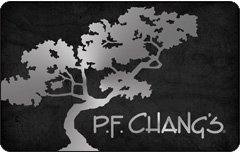 Image of P.F. Changs $50 Gift Card