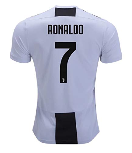 Ronaldo 7 Juventus 18/19 Soccer Jersey Mens Size S, used for sale  Delivered anywhere in USA