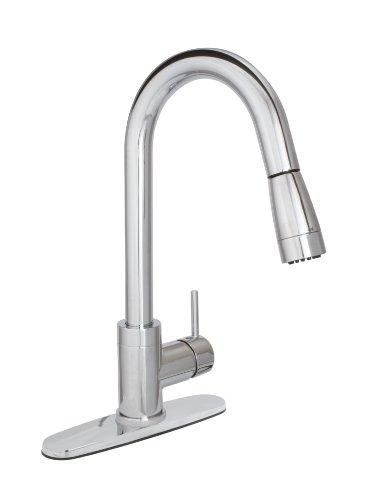 huntington brass kitchen faucet - 8