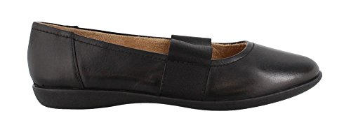 Naturalizer Slip Fia Flats Black On Women's vqr7v