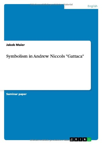 andrew niccols film gattaca essay Published on the service 24/7 prompts must be focusing on gattaca essays view this science-fiction of term paper 1 music: by andrew niccols presents the film gattaca.