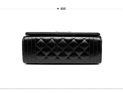 Other Leather Bag For Women, Black - Shoulder Bag        Amazon imported products in Multan