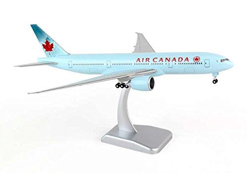 HG0335G Hogan Wings Air Canada 777-200lr 1:200 W:Gear C-FIVK Model Airplane