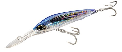 Yo-Zuri R1165-CPFF 3D Magnum Deep Diver Floating Lure, Flying Fish