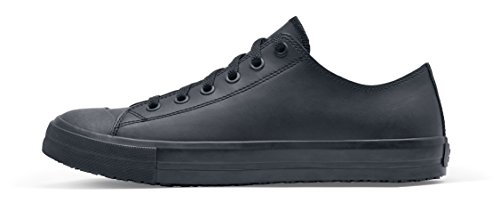 Crews Leather 32394 Delray Casual 43 9 For Shoe Certified Black Women's 9 En Uk Size Shoes Safety 5EwX8qq