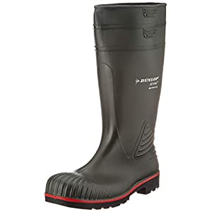 Dunlop Protective Footwear Acifort Heavy Duty, Bottes de sécurité Mixte adulte, Vert (Green), 39 EU