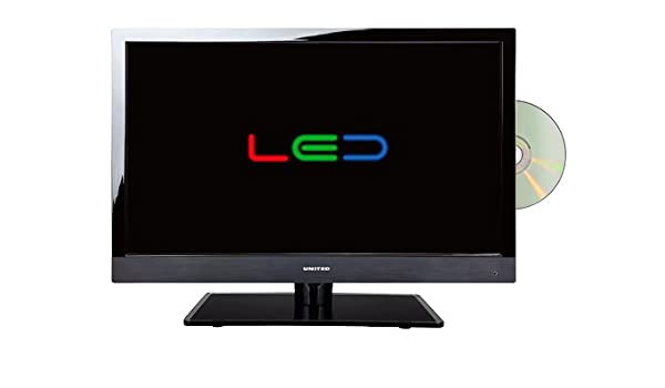 United TVD 1019 - Televisor (48,26 cm (19