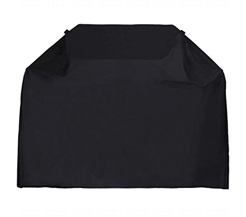 BBQ funland 58-inch 600D Heavy Duty Waterproof Grill Cover f
