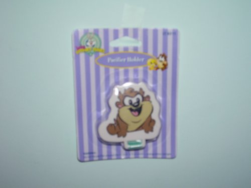 UPC 659980172629, Baby Taz Looney Tunes Pacifier Holder