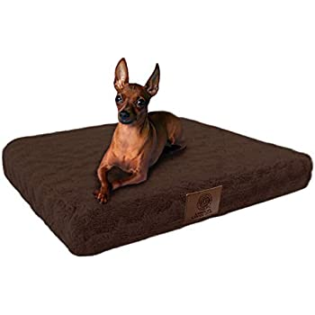 Amazon.com : American Kennel Club Orthopedic Crate Pet Bed