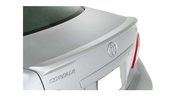 Amazon com: Accent Spoilers-Toyota Corolla Factory Style Lip Spoiler
