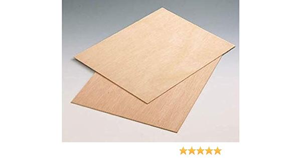 Tablero Marqueter/ía para manualidades 39,5 x 59,5 x 0,3 cm