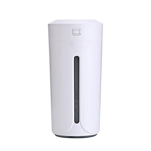 Asdf Ultrasonic Home Office Car Portable Travel Usb Mini Humidifier Air Diffuser Purifier Atomizer Small Air Conditioning Appliances  Color   White