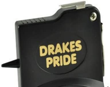 Drakes Pride Drakelock 10ft Steel Bowls Measure With Calipers