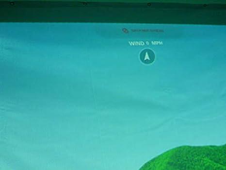 Lona para simulador de golf=Impact sreen: Amazon.es: Deportes y ...
