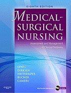 Read Online Medical-Surgical Nursing, Single Volume (8th, 11) by Lewis, Sharon L - Dirksen, Shannon Ruff - Heitkemper, Margare [Hardcover (2010)] ebook