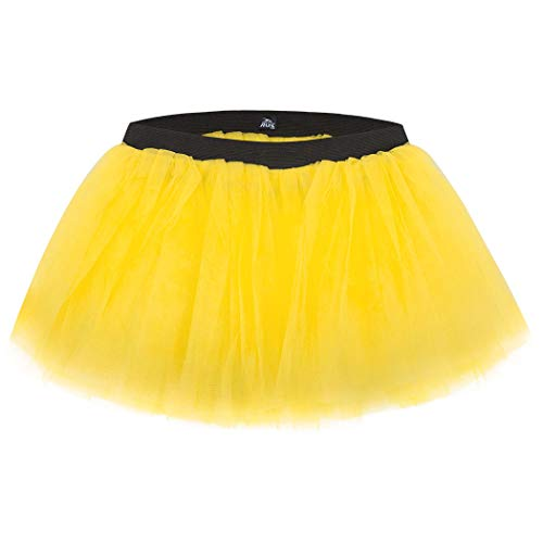 Gone For a Run Runners Tutus Lightweight | One Size Fits Most | Yellow]()