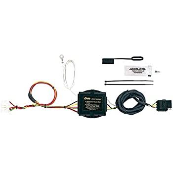 Strange Amazon Com Curt 56038 Vehicle Side Custom 4 Pin Trailer Wiring Wiring Database Wedabyuccorg
