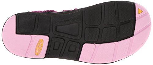 Low and Trekking 8mm Black Keen Uneek Walking Shoes Lilac Black Rock Chiffon WoMen 4fZBSZwq