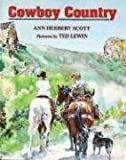 Cowboy Country, Ann Herbert Scott, 0395764823