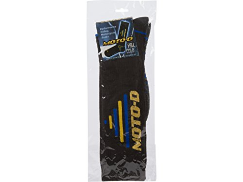 MOTO-D Warm Motorcycle Socks (3 Pack) by MOTO-D (Image #2)