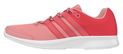 adidas Lite Runner W, Zapatillas De Running para Mujer Rojo (Rojimp / Rojimp / Rosray)