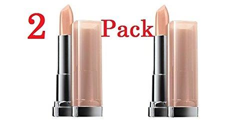 (Maybelline colorsensational lipstick, 960 Barely Bronze (2 Pack))