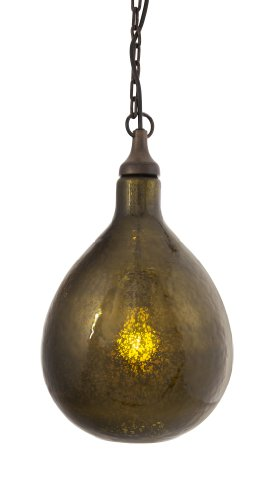 Olive Green Pendant Light in US - 9